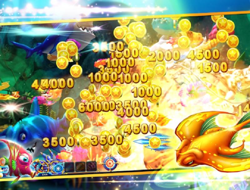 bắn cá rồng vàng online