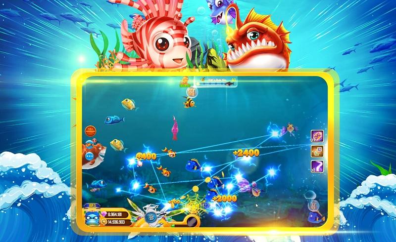 chiến thuật của game bắn cá
