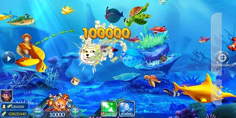 game bắn cá rồng vàng