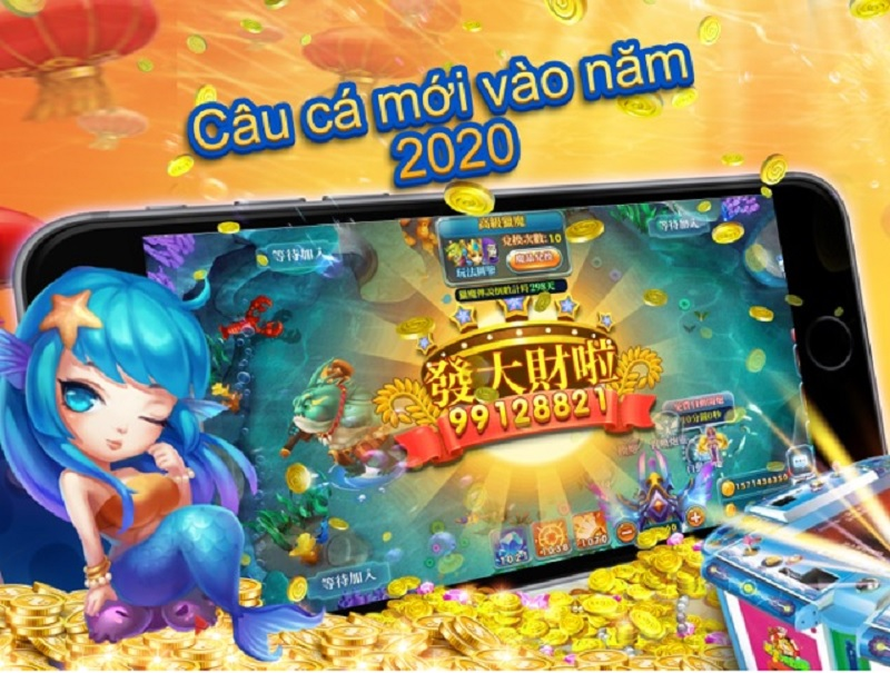 game câu cá Fishing Casino