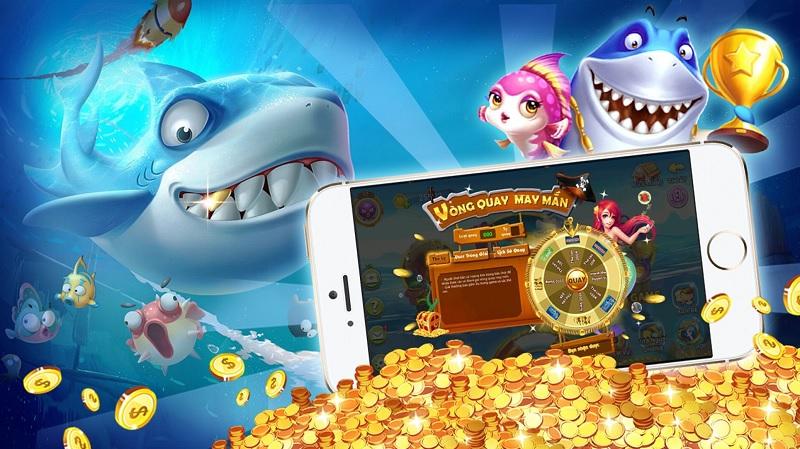 game thế giới bắn cá 2d