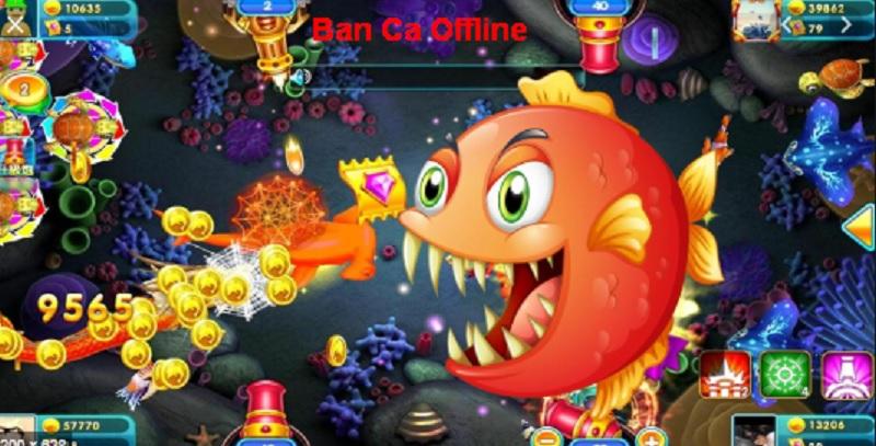 trò chơi bắn cá offline