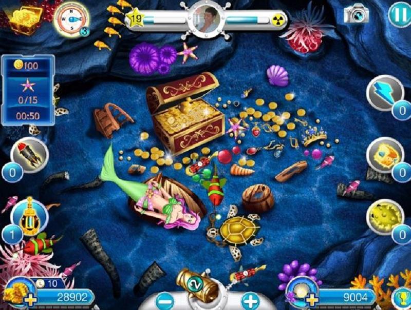 trò chơi game bắn cá offline