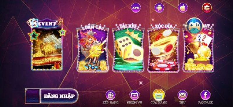 cổng game Ifish Online