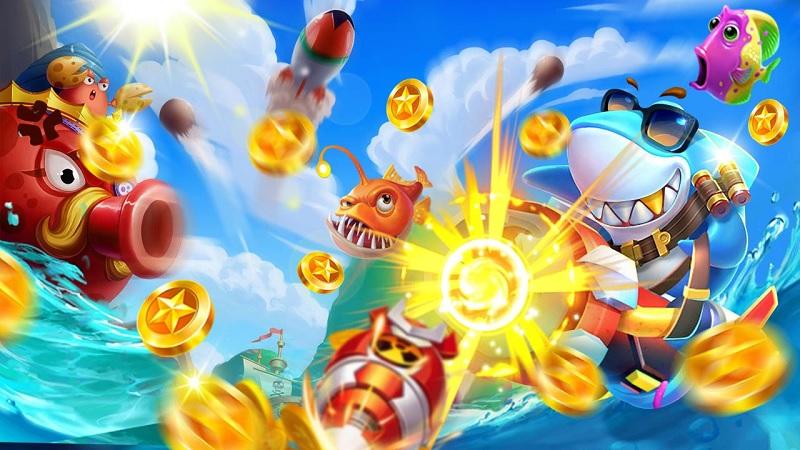 cổng game Vua Bắn Cá 3D