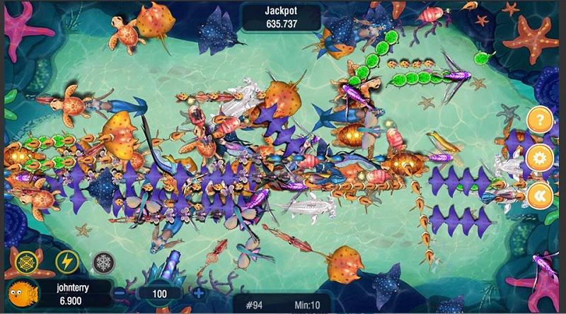 đồ họa Zô Bắn Cá