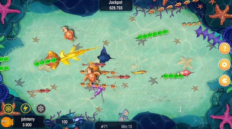 game bắn cá fun
