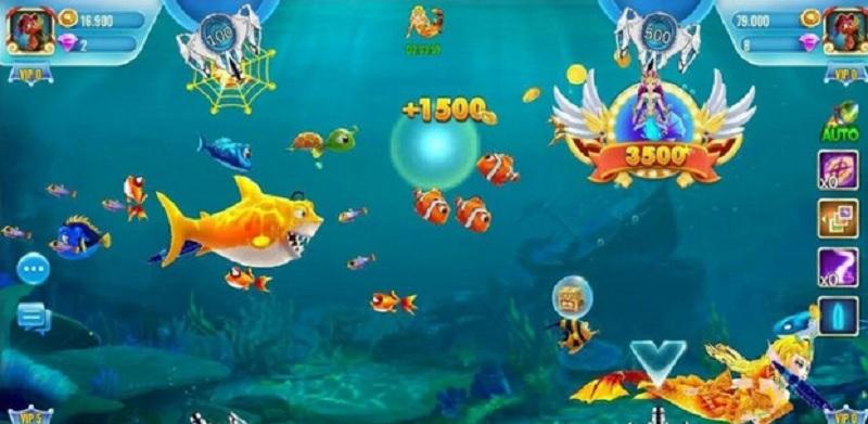 game vua cá việt