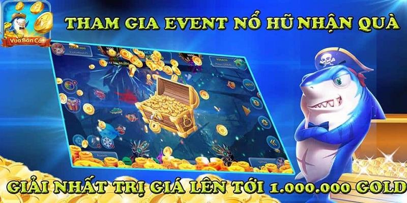 khuyến mãi Vua Bắn Cá 3D